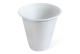 7.5 Oz Water/Coffee cup.Biodegradable & Compostable