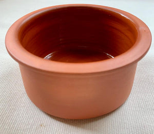 Terracotta Serving Dish / Cereal bowl