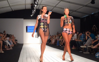 A Look Back at The Art Institute Kick Off to Miami Swim Week