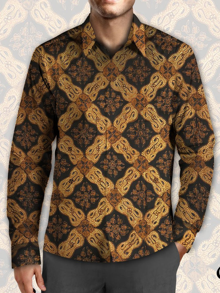 Batik Tulis Solo KP-KA-BAT-SO-W-7790