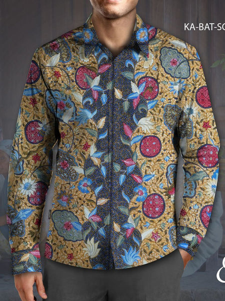 Batik Tulis Solo KE-KA-BAT-SO-W-932