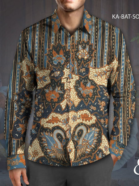 Batik Tulis Solo KF-KA-BAT-SO-W-6021