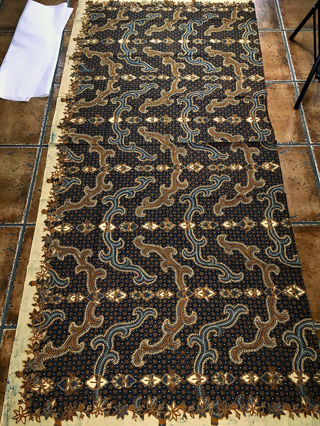 Batik Tulis Solo KA-BAT-SO-W-4580