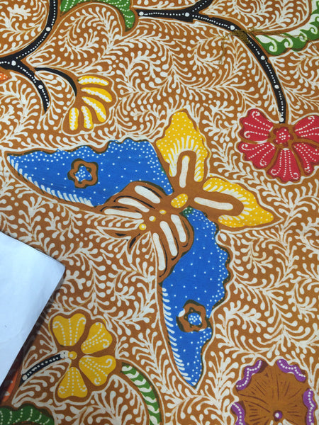 Batik Tulis Solo KA-BAT-SO-W-4885