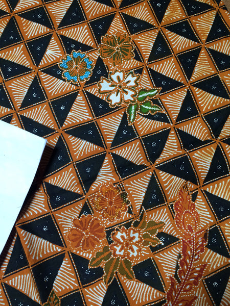 Batik Tulis Solo KA-BAT-SO-W-4027