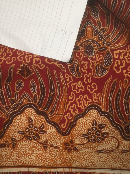 Batik Tulis Solo KA-BAT-SO-W-5842