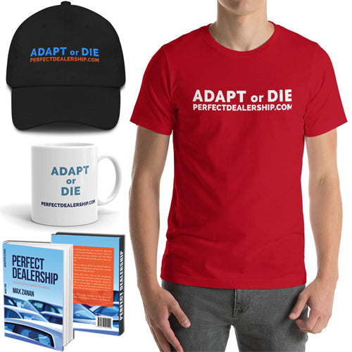 Perfect Dealership Merchandise
