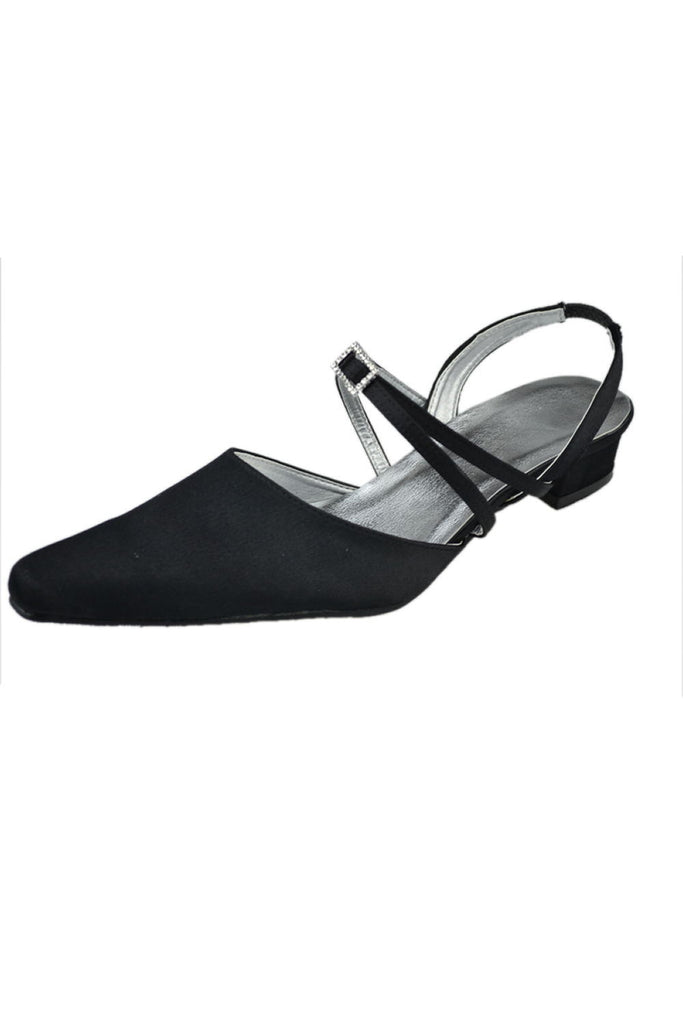 Free Shipping Comfortable Black Close Toe Women Shoes S16
