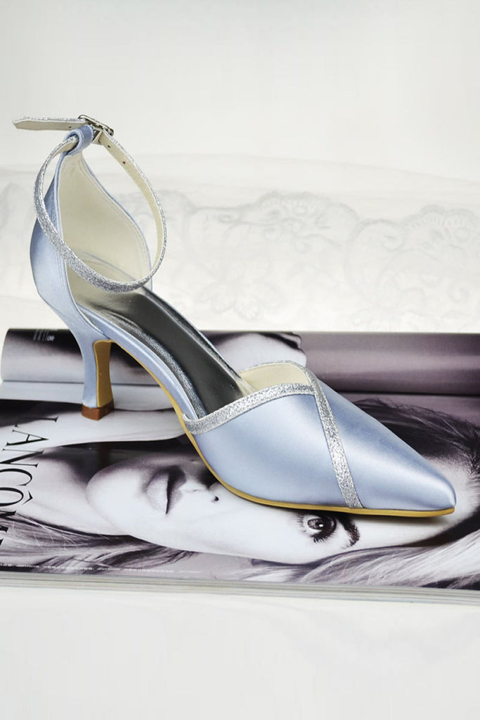 Charming Elegant Comfy Handmade Close Toe Women Shoes S53