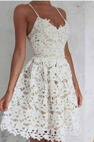 Cute Homecoming Dress,Lace Homecoming Dresses,Short Prom Dress,Graduation Dress,Cocktail Dresses,Sweet 16 Dresses