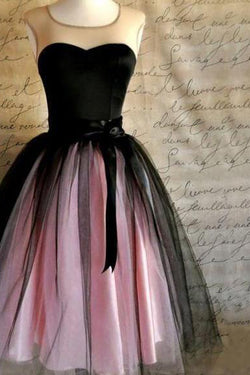 2017 Homecoming Dresses,A line Homecoming Dress,Vintage Prom Dresses,Tulle Prom Dress,Short Prom Dress,Princess Homecoming Dresses,Short Homecoming Dress,Cocktail Dresses