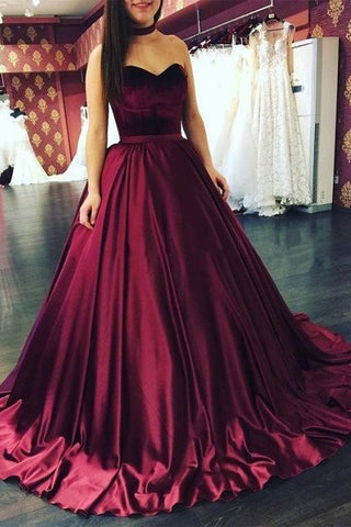 Unique Prom Dress,A Line Prom Dresses, Ball Gown Prom Dresses,Handmade Evening Dress,A Line Prom Gowns,Formal Women Dress,Burgundy Prom Dress