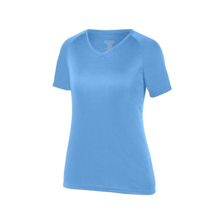 Augusta Sportswear Women's Attain Wicking Shirt V-Neck Tee
