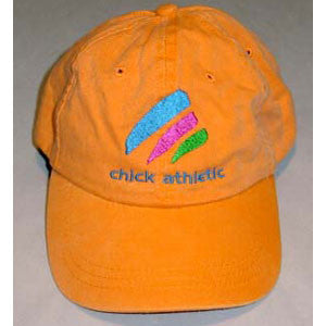 Chick Athletic Cotton Cap - Unique Sports Accessories