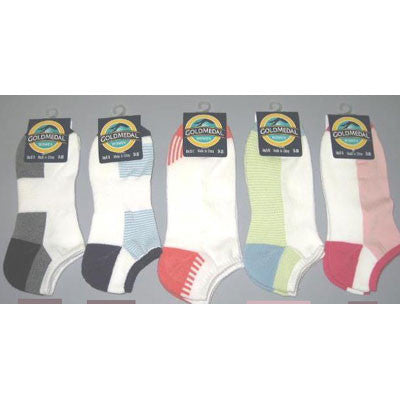 Gold Medal Multi-Pack Assorted Gold Medal Socks - Unique Sports Accessories
