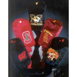 HG Collegiate Team Licensed Golf Headcovers - Unique Sports Accessories