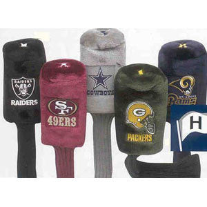 HG NFL Team Licensed Golf Headcovers - Unique Sports Accessories
