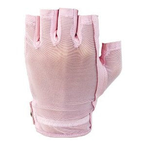 Lady Classic Solar Half Finger Golf Glove - Unique Sports Accessories - 3