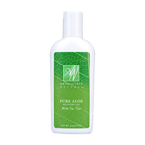 Absolutely Natural Pure Aloe Recovery Gel 6oz.