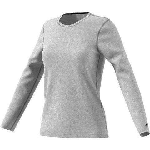 Adidas Ladies Ultimate Long Sleeve Tee