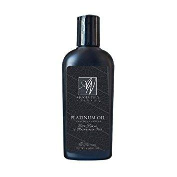 Absolutely Natural Platinum Tanning Oil 6oz.