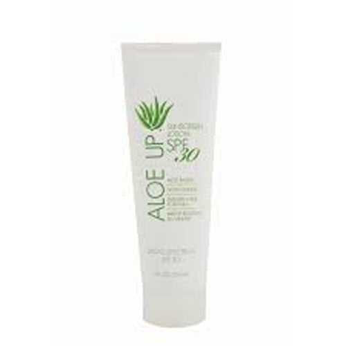 Aloe Up White Line  SPF 30 - Unique Sports Accessories