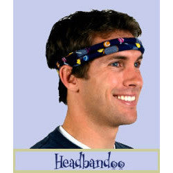 BluBandoo Headbandoos - Unique Sports Accessories - 1