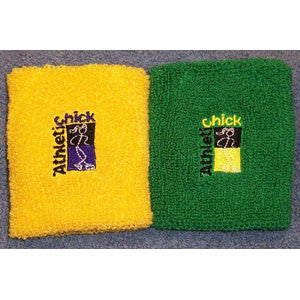Chick Athletic Wristbands Pair - Unique Sports Accessories - 1