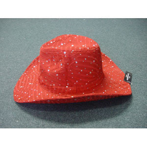 Cushees 626 Crystal Cowboy Hat - Unique Sports Accessories - 1