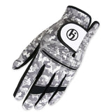 HJ Mens Gripper Golf Glove worn on Left Hand
