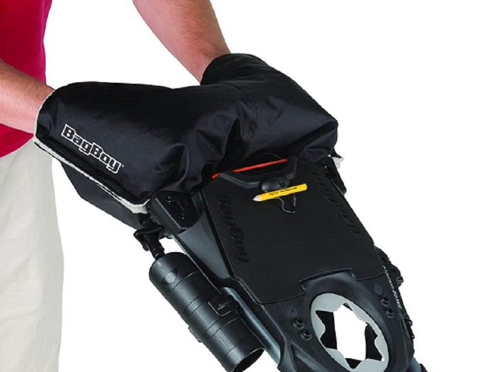 BagBoy Golf Push Cart Hand Warmers