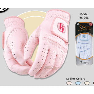HJ Ladies Solite Golf Gloves Pair - Unique Sports Accessories - 1