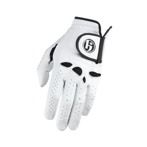 HJ AllSoft Plus Golf Glove Stone Gray - Unique Sports Accessories - 1