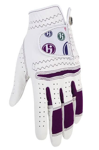 HJ Ladies Daisy Golf Glove - Unique Sports Accessories - 1