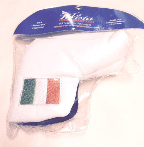 Ireland Golf Putter Cover for Blade Putters - Unique Sports Accessories - 1