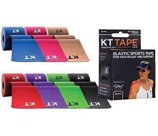 KT Kinesiology Therapeutic Tape - Unique Sports Accessories