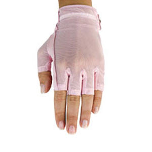 Lady Classic Solar Half Finger Golf Glove - Unique Sports Accessories - 1