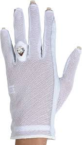 Lady Classic Womens's Nail & Ring Solar Full finger Golf Glove
