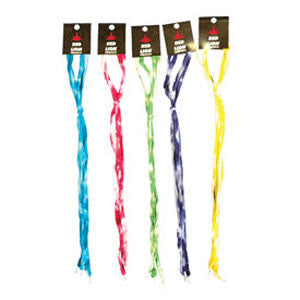 Red Lion Tye Die Shoe Laces - Unique Sports Accessories