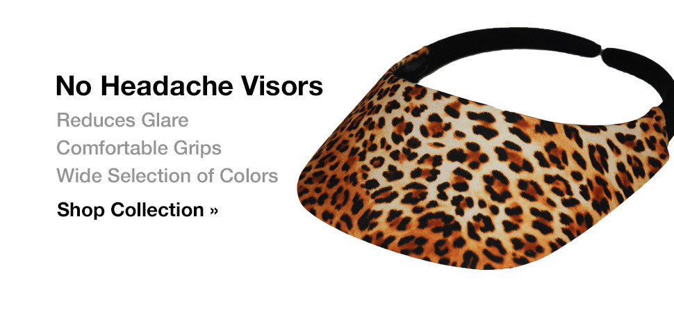 No Headache Visors