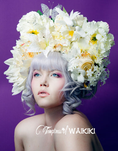 Flower Headdresses