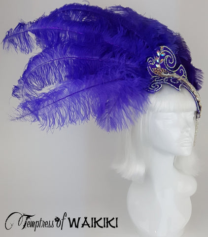 Temptress of Waikiki hats and hair accessories