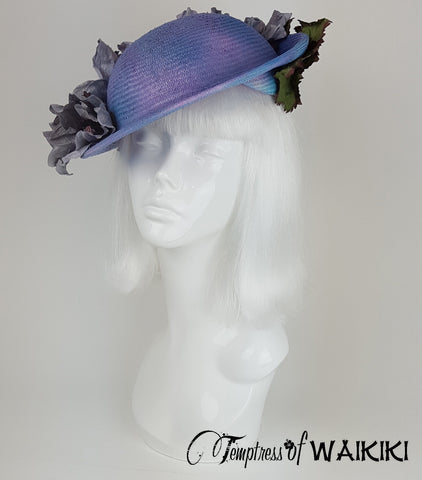 Royal Ascot Ladies Hat, British Millinery