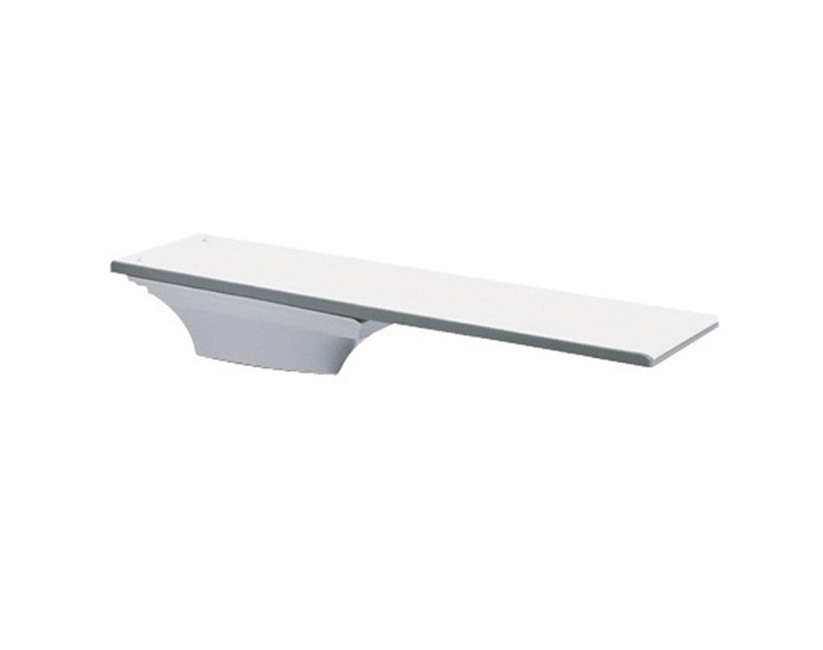 S.R.SMITH 8ft Flyte Deck Ii W/Jig - Radiant White