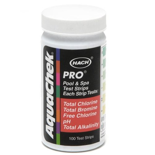 Aquachek Pro 5 Way Test Strips