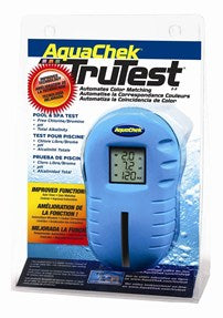 Aquachek Trutest Digital Test Strip Read