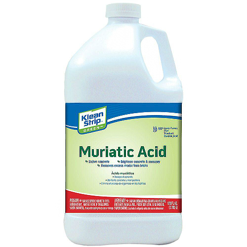 Brenntag Muriatic Acid One Gallon