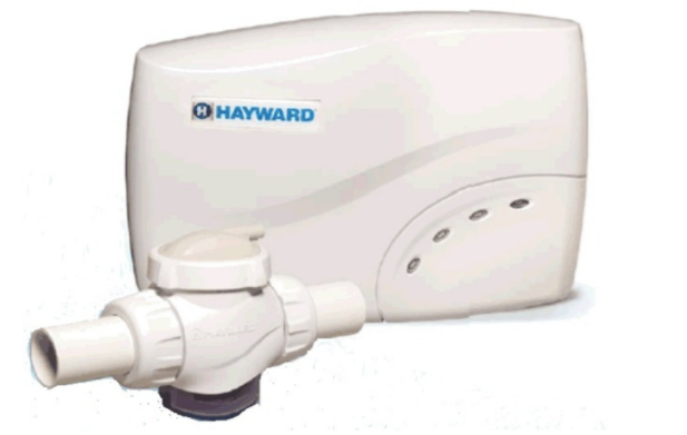 HAYWARD Salt and Swim System with 12 month cell