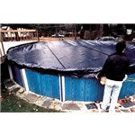 GLI POOL PRODUCTS Winter Cover Classic for 12ft RD AG