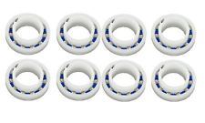OCEAN BLUE Ball Bearing Wheels 8 Pak
